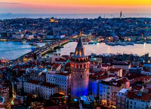 En güzel İstanbul resmi